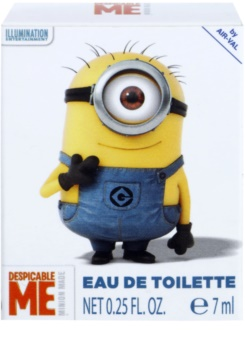 Air Val Minions Eau de Toilette für Kinder 7 ml