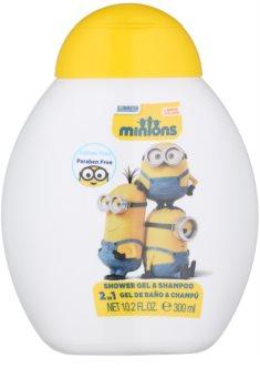 Air Val Minions gel de duche para crianças 300 ml