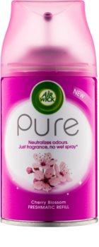 Air Wick Pure Cherry Blossom automatický osviežovač vzduchu 250 ml náhradná náplň