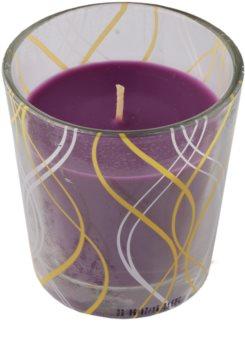 Air Wick Essential Oil Deco - Berries & Spice vonná svíčka 105 g