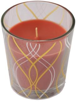 Air Wick Essential Oil Deco Sugar Apple & Warm Cinnamon illatos gyertya  105 g