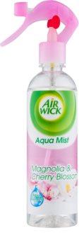 Air Wick Aqua Mist Magnolia & Cherry Blossom Αποσμητικό χώρου 345 μλ