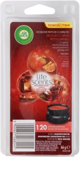 Air Wick Life Scents Mulled Wine by the Fire Wax Melt 66 g