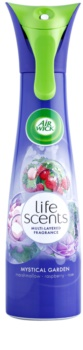 Air Wick Life Scents Mystical Garden bytový sprej 210 ml