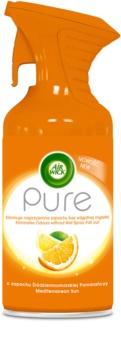 Air Wick Pure Mediterranean Sun spray para el hogar 250 ml
