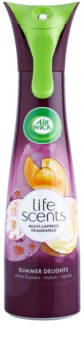 Air Wick Life Scents Summer Delights spray para el hogar 210 ml