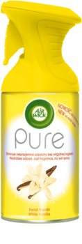 Air Wick Pure White Vanilla spray para o lar 250 ml