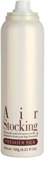 AirStocking Premier Silk meia-calça em spray com cor