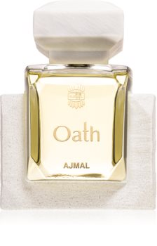 ajmal oath for her