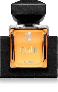 ajmal oath for him
