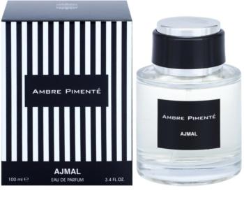 Ajmal Ambre Pimente eau de parfum mixte