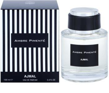 Ajmal Ambre Pimente Eau de Parfum unissexo 100 ml