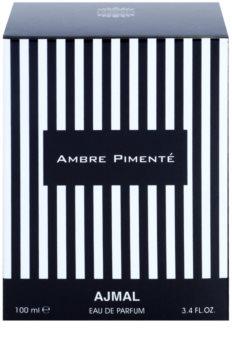 Ajmal Ambre Pimente eau de parfum mixte 100 ml