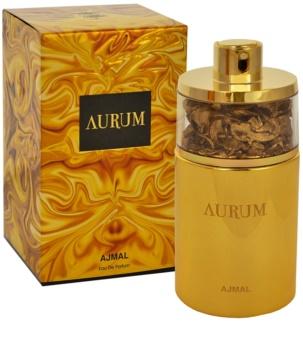 Ajmal Aurum eau de parfum pour femme 75 ml