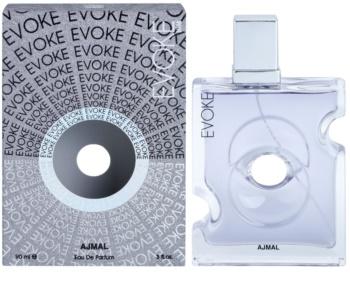 Ajmal Evoke Him Eau de Parfum voor Mannen 90 ml