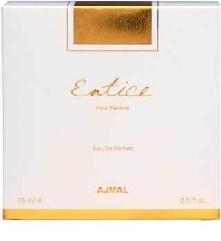Ajmal Entice Pour Femme Eau de Parfum για γυναίκες 75 μλ