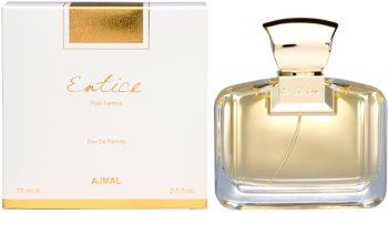 Ajmal Entice Pour Femme parfemska voda za žene 75 ml