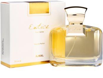 Ajmal Entice Pour Femme eau de parfum pour femme 75 ml