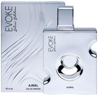 Ajmal Evoke Silver Edition eau de parfum per uomo 90 ml