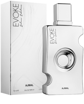 Ajmal Evoke Silver Edition eau de parfum pour femme 75 ml