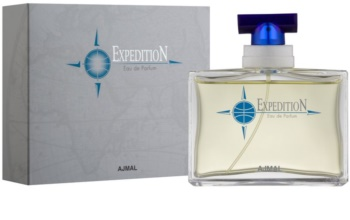 Ajmal Expedition Eau de Parfum para homens 100 ml