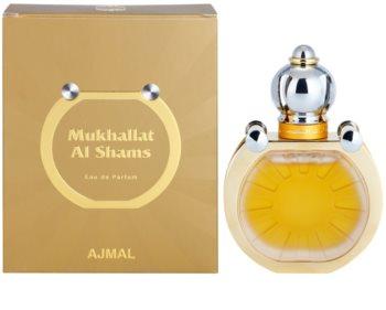 Ajmal Mukhallat Shams woda perfumowana unisex 50 ml