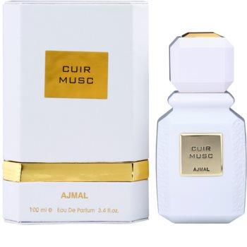Ajmal Cuir Musc Parfumovaná voda unisex 100 ml