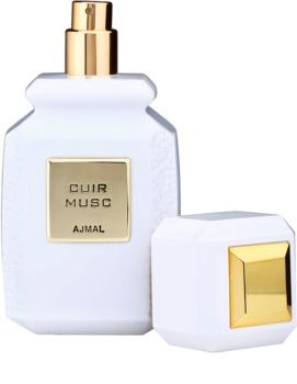 Ajmal Cuir Musc eau de parfum mixte 100 ml