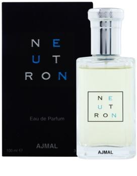 Ajmal Neutron Eau de Parfum για άνδρες 100 μλ