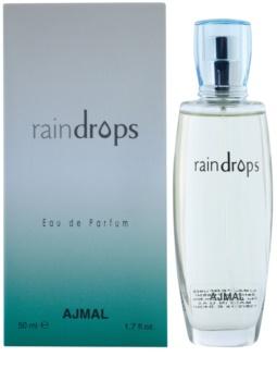 Ajmal Raindrops eau de parfum para mulheres 50 ml