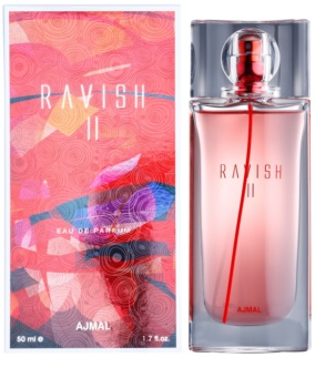 Ajmal Ravish II eau de parfum para mulheres 50 ml