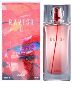 Ajmal Ravish II eau de parfum per donna 50 ml