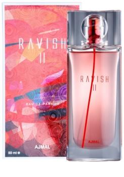 Ajmal Ravish II eau de parfum pour femme 50 ml