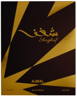 Ajmal Shaghaf eau de parfum mixte 75 ml