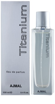 Ajmal Titanium Eau De Parfum For Men 100 Ml Notinocouk