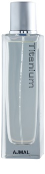 Ajmal Titanium eau de parfum pour homme 100 ml