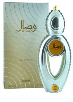 Ajmal Wisal eau de parfum per donna 50 ml