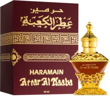 Al Haramain Attar Al Kaaba perfume unisex 25 ml sin pulverizador