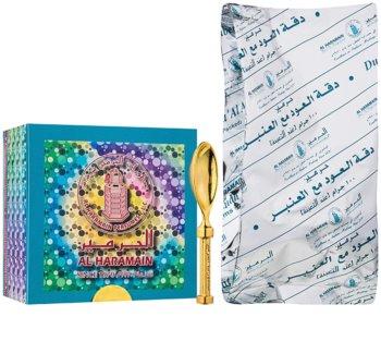 Al Haramain Al Haramain Duggat Al Oudh Ma'Al Amber tömjén 100 g