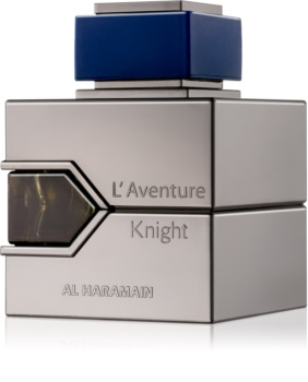 Al Haramain L'Aventure Knight Eau de Parfum voor Mannen 100 ml