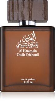 Al Haramain Oudh Patchouli parfumska voda uniseks
