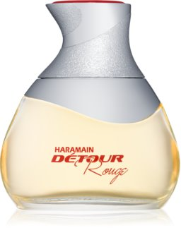 Al Haramain Détour rouge eau de parfum pentru femei