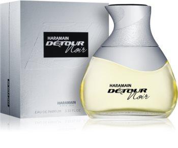 Al Haramain Détour noir Eau de Parfum για άνδρες 100 μλ