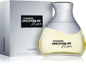 Al Haramain Détour noir parfémovaná voda pro muže 100 ml