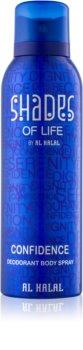Al Haramain Shades of Life deodorant s rozprašovačom pre ženy 200 ml