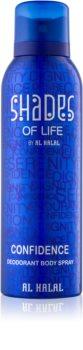Al Haramain Shades of Life Perfume Deodorant for Women 200 ml