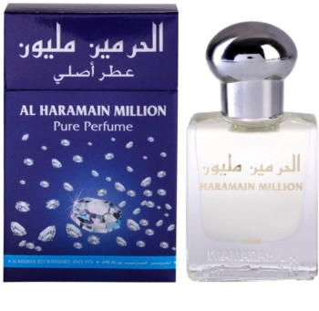 Al Haramain Million Αρωματικό λάδι για γυναίκες 15 μλ