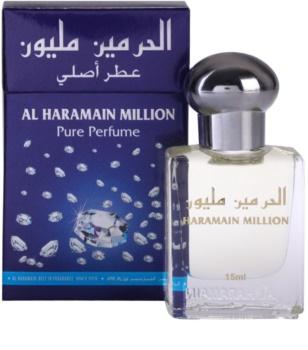 Al Haramain Million huile parfumée pour femme 15 ml