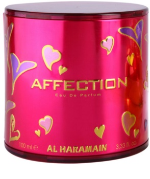 Al Haramain Affection Eau de Parfum Damen 100 ml