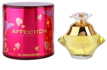 Al Haramain Affection Eau de Parfum für Damen